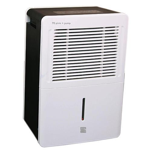 Kenmore 54571 70-pt. Dehumidifier  w/ Water Pump