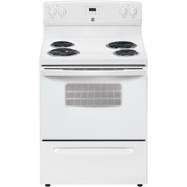 Kenmore 790-90012D  4.9 cu. ft. Electric Range, White