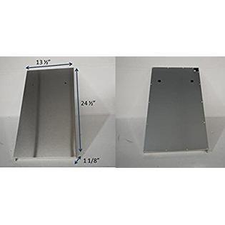 Kenmore 20002939A0 Gas Grill Door, Left Genuine Original Equipment Manufacturer (OEM) part for Kenmore & Nexg (See Description)