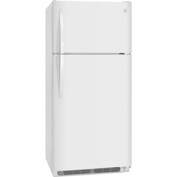Kenmore 70642  20.4 cu. ft. Top-Freezer Refrigerator w/Ice Maker – White
