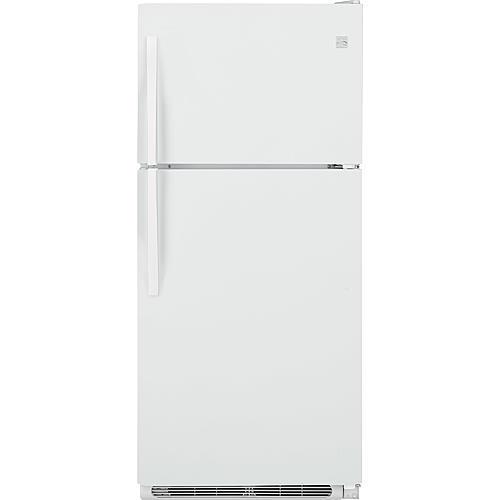 Kenmore 60642  20.4 cu. ft. Top-Freezer Refrigerator – White