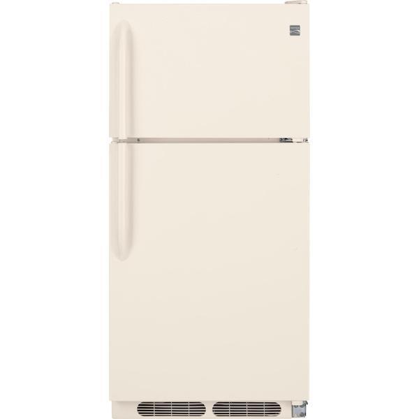 Kenmore 70304  14.5 cu. ft. Top Freezer Refrigerator - Bisque