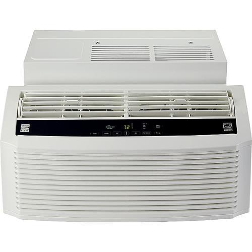 Kenmore Elite 76062 6000 BTU 115V Low-Profile Window-Mounted Room Air Conditioner