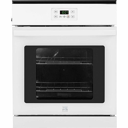 kenmore 40272 24 manual clean electric wall oven white kenmore rh kenmore com kenmore wall oven dimensions kenmore wall oven installation manual