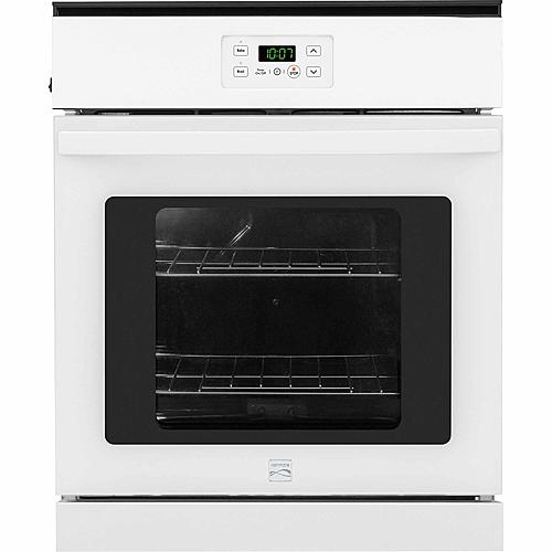 kenmore 40272 24 manual clean electric wall oven white kenmore rh kenmore com Kenmore Stoves and Ovens Kenmore Wall Oven 24 Inch