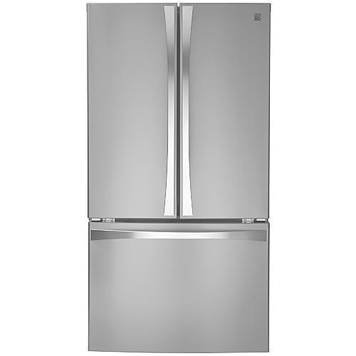 Kenmore Elite 74015 306 Cu Ft French Door Bottom Freezer