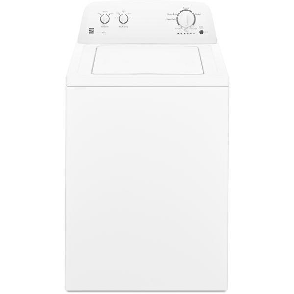 Kenmore 3.3 cu. ft. Top Load Washer - White