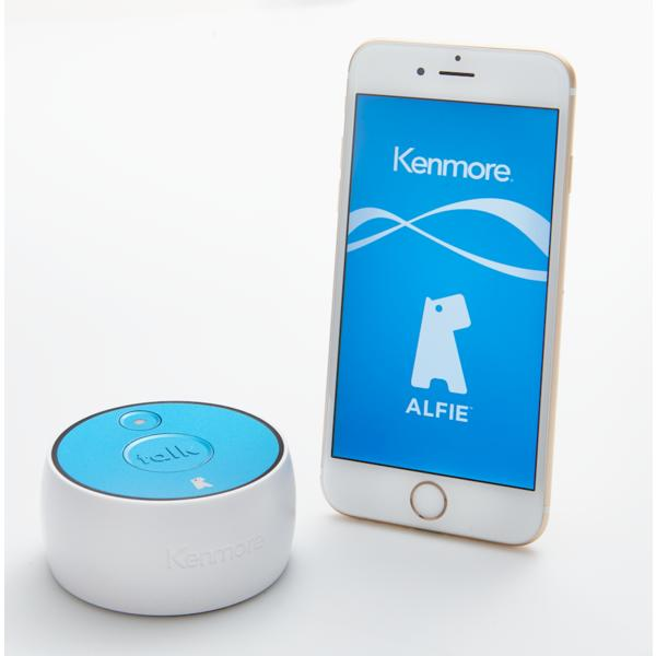 kenmore alfie. kenmore alfie voice-controlled intelligent shopper o